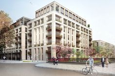 Chelsea Barracks - Developer: Qatari Diar. Number of residences: 275. Thank goodness Prince Charles scuppered the original idea. 74 apartments in phase one are expected to have price tags ranging from £2million to £50million. completion 2018.