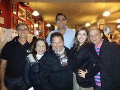 ♥ Alberto Soubhia recebe em seu restaurante Colunista e Editor da Revista JFashion ♥  http://paulabarrozo.blogspot.com.br/2014/09/alberto-soubhia-recebe-em-seu.html