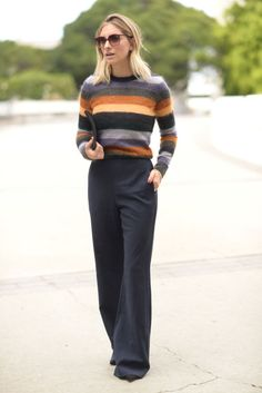 '70s Stripes - Cupcakes