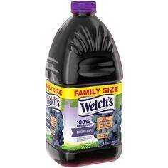 Kid Drinks, Juice Drinks, Healthy Drinks, Beverages, Welch Juice, Welch Grape Juice, Pure Life Water, Milkshake Drink, Grape Juice Concentrate