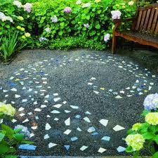 Crie Jardim: Idéias para jardins - Caminhos e pisos