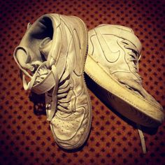 My favorite Sneakers. . R.I.P.
