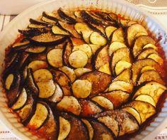 Un grande classico della cucina francese un pò italianizzato: la ratatouille!