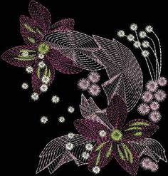 1786 Best Free Embroidery Designs images in 2011 | Machine