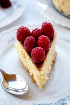 New York Usulü Cheesecake , New York Style Cheesecake