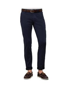 Schino Slim Fit Chino Boss Orange, Slim Fit Chinos, Premium Brands, David Jones, Birthday, Pants, How To Wear, Stuff To Buy, Men