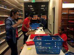 Titan Shops Holiday Open House 11/19/15 #TitanShops #CSUF #MerryTitan #TitanPride #TusksUp