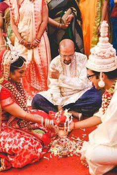 Nagapooja + Pritish | Telugu Bengali Wedding | Chennai
