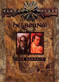D&D comics history part 11 - Hellbound : The Bargain (TSR)