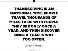 16 Funny Thanksgiving Quotes to Share Around the Table | Reader's Digest