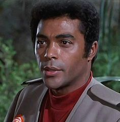 Don Marshall in Land of the Giants (1968-70, ABC)