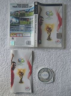 #31043 fifa #world cup germany 2006 - sony psp game (2005) ules #00340,  View…