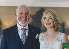What a fabulous shot of Phillipa and her dad taken by Wanderley Massafelli Stunning Summer, Bridal Suite, Sunny Days, Dads, Couples, Photography, House, Wedding, Fashion