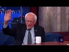 Bernie Sanders on Stephen Colbert - Late Show - Political Leaders, Politics, Where Is America, Last Week Tonight, Bernie Sanders For President, Bill Maher, Primary Election, The Daily Show