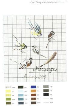 Gallery.ru / Фото #10 - Les Oiseaux - Orlanda