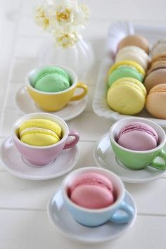 Trends that need to stop in 2014 - yes, think I can do without excessive macarons.