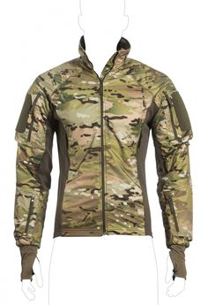 UF PRO Delta AcE Plus MultiCam Jacket