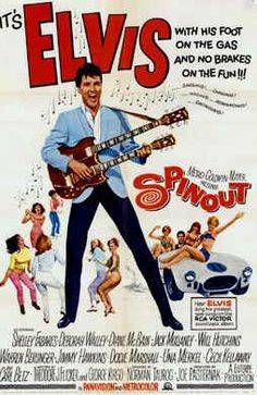 Elvis Presley movie posters | Starred in Spinout with Elvis on 11 May, Deborah Walley lost her ...