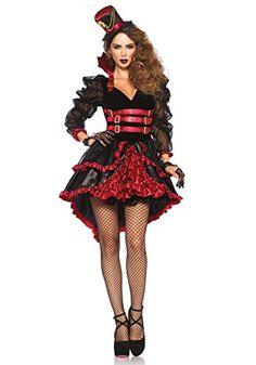 Sexy Vampire Costumes for women. Lure your prey in this three-piece Victorian Vampire Costume. Dress up in costume or perfect for Halloween. Sexy Adult Costumes, Costume Sexy, Red Costume, Cute Halloween Costumes, Halloween Fancy Dress, Costume Dress, Costumes For Women, Halloween Shoes, Halloween Jewelry