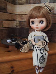 ◆tomorrow◆Blythe outfit ブライスアウトフィッ... - ヤフオク!
