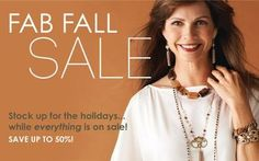 #Sale 50% off all Designer jewelry. Check in daily for more sales everyday! Shop 24/7@ http://donnaaquilino.jewelry.willowhouse.com while supplies last!