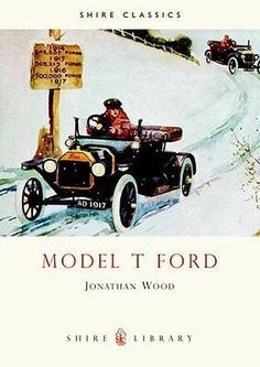 book model t ford