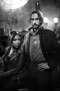 Sleepy Hollow - Abbie Mills & Ichabod Crane