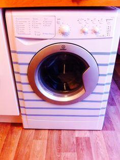 Masking tape, petite beauté à notre machine à laver !