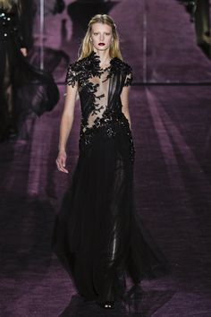 Seductive elegance....truly want this..    Gucci Fall 2012