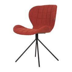 Zuiver OMG stoel in een toffe Oranje kleur met een stevig stalen frame. Zen Lifestyle is gevestigd in Wijchen bij Nijmegen en heeft showroom van 10.000 m². Natuurlijk vind je in onze winkel onze eigen producten, zoals ons aanbod vintage en retro banken, onze topsellers, zoals het vintage tv-dressoir Stan. Maar ook hebben wij de mooie collectie van Zuiver en Duchtbone en vind je er nog veel meer topmerken, zoals Be Pure, JouwMeubel, UrbanSofa, Fatboy, Makkii, Woood etc.
