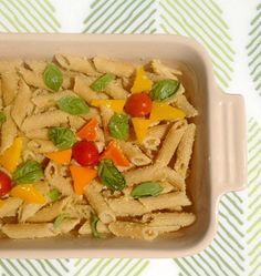 Pasta Full of Posies by @notquitesusie #veggieworld