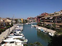 Platja de Port Saplaya Nord en Alboraya, Valencia