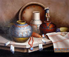 "Wall Art Decorating Ideas Online Paintings Still Lifes Vase, Size: 24"" x 20"", $94. Url: http://www.oilpaintingshops.com/wall-art-decorating-ideas-online-paintings-still-lifes-vase-2545.html"