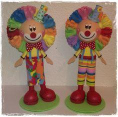all rubber eva: clowns