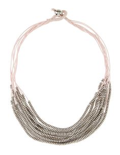 Metal Bead Layered Necklace | M&S