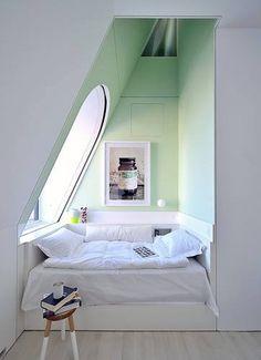 #Deco tip: nunca dudes en habilitar un espacio personal para relajarte en tu #hogar. #decoración