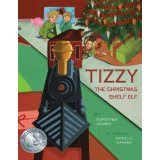 Tizzy, the Christmas Shelf Elf children's #kindle book (free download 11/28/15)