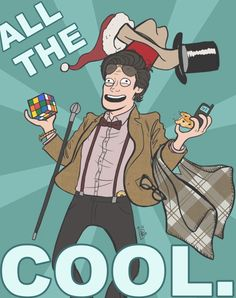 Matt Smith's Eleventh Doctor * 11 Things Matt Smith Made Cool on Doctor Who Tardis, Serie Doctor, Fandoms, Don't Blink, Eleventh Doctor, Dr Who, Superwholock, Mad Men, Will Smith
