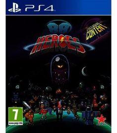 juego ps4 88 heroes