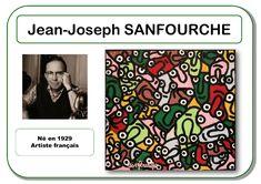 Sanfourche - Portrait d'artiste