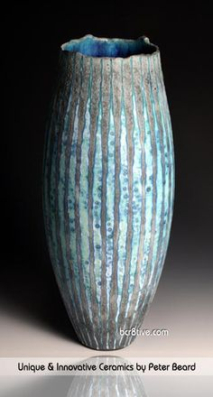 Peter Beard - Stoneware Vessel