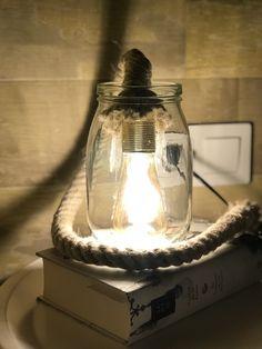 Lámpara-cuerda
