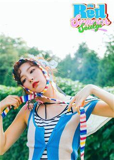 Et de quatre ! Red Velvet fera son comeback dans quelques jours avec un tout nouveau mini-album intitulé « The Red Summer ». Au cours des derniers jours, le groupe féminin nous a donc proposé des p…