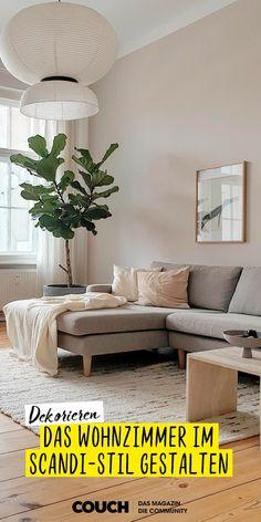 Mit diesen Inspirationen gelingt die Einrichtung und Deko im Scandi-Stil garantiert und euer Wohnzimmer wird zum Lieblingsort. Pixiswelt liegt ganz weit vorne.