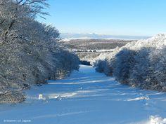 Station de ski de Laguiole, Aubrac by Imagine Aveyron, via Flickr