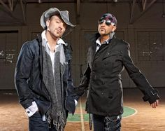 Chris and Preston, the LoCash Cowboys....Amazing men and super sweet!!