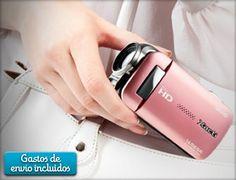 Mini cámara Sanyo Xacti GH1 Full HD 89€