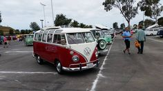 vw bus show at Orange COunty Fair  ☆ pinned by  http://www.wfpblogs.com/author/thomas/