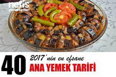 2017'nin En Beğenilen Değişik Ana Yemek Tarifleri - Nefis Yemek Tarifleri Kebab Recipes, Salad Recipes, Beef Fajita Recipe, Iftar, Fajitas, Baked Chicken, Chicken Recipes, Casserole Recipes, Food To Make