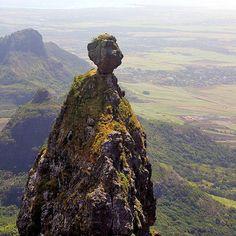 Pieter Both Mountain, Mauritius - 2015